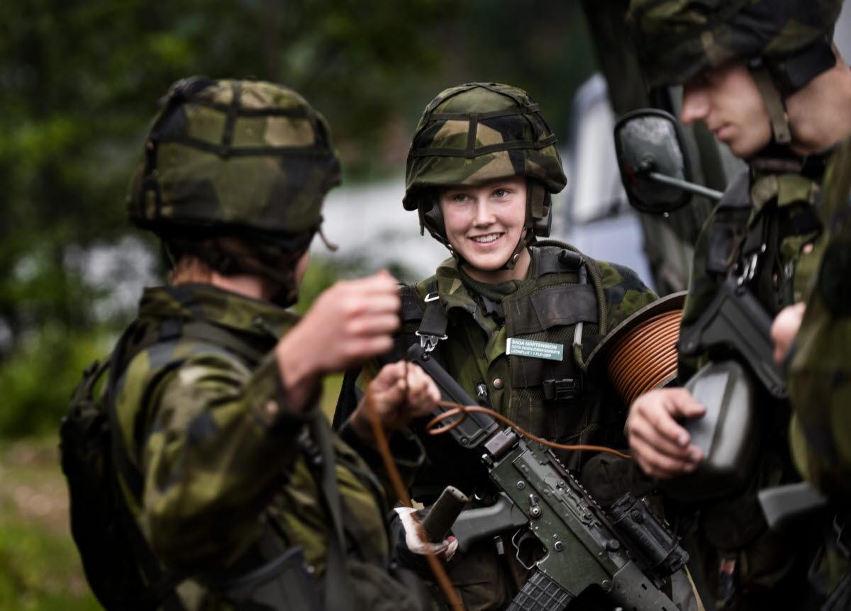 Militär grundutbildning - Försvarsmakten e89c60e9d91ab